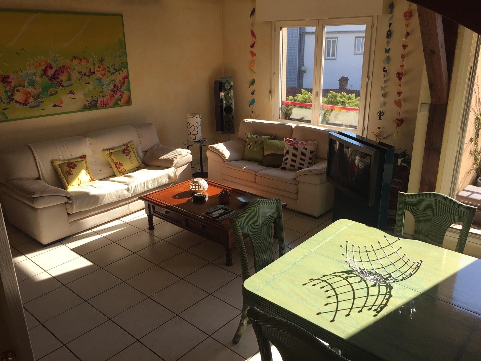 Robertsau Duplex de 4 pièces de 103 m²